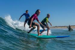 Kindershorty 100 voor surfen neopreen - 1160549