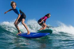 """Foam surfboard 900, 5'4"""". Inclusief 2 vinnen. - 1160561"""