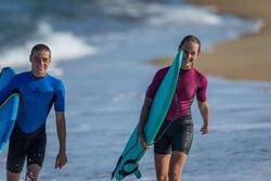 Kindershorty 100 voor surfen neopreen - 1160566