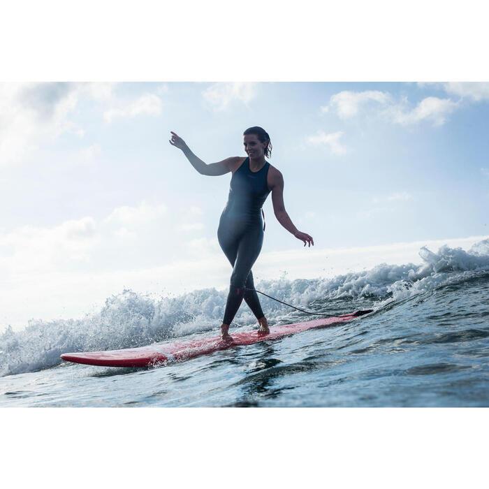 Traje Surf Long Jane Sin mangas 500 Mujer