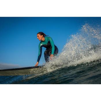 Combinaison Surf 900 Néoprène 5/4/3 mm Femme grise - 1160636