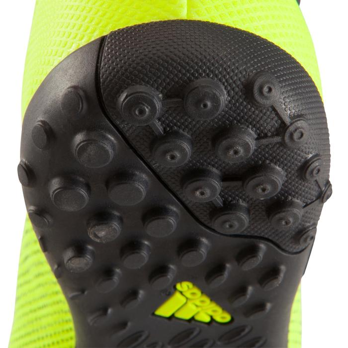 Chaussure de football enfant X 17.3 TF jaune - 1160645