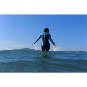 Combinaison Surf 900 Néoprène 5/4/3 mm Femme grise - 1160662