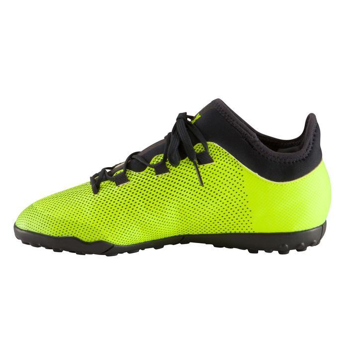 Chaussure de football enfant X 17.3 TF jaune - 1160680