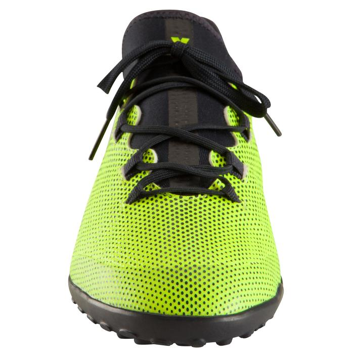Chaussure de football enfant X 17.3 TF jaune - 1160694