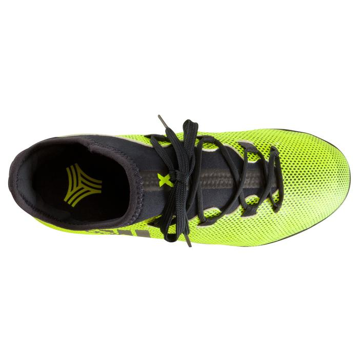 Chaussure de football enfant X 17.3 TF jaune - 1160760