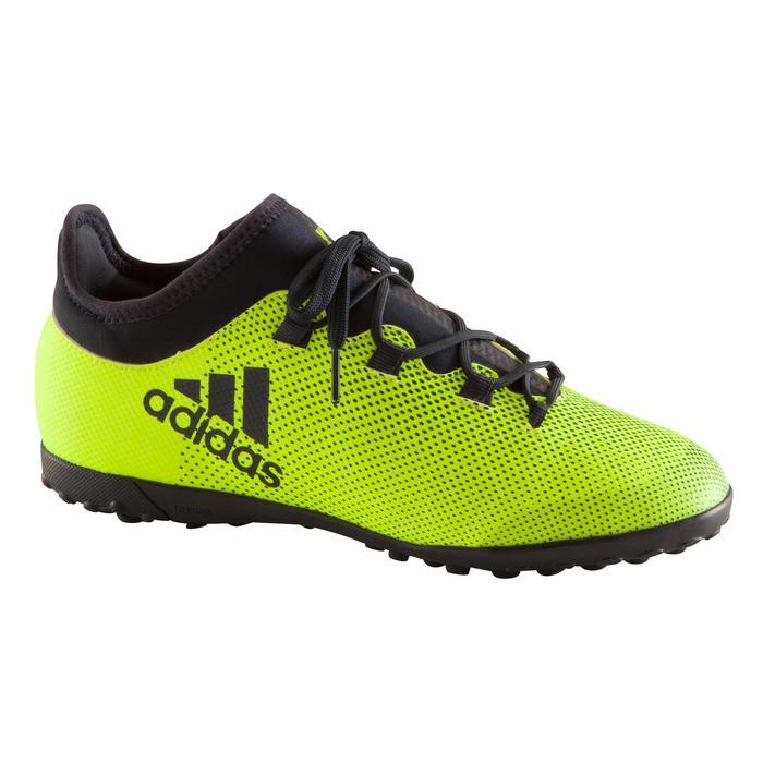 Chaussure de football enfant X 17.3 TF jaune - 1160768