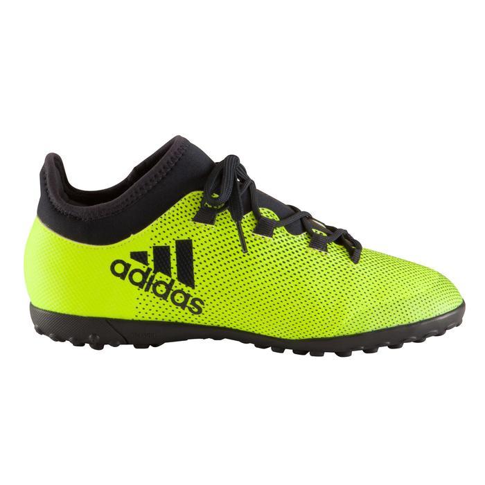 Chaussure de football enfant X 17.3 TF jaune - 1160771