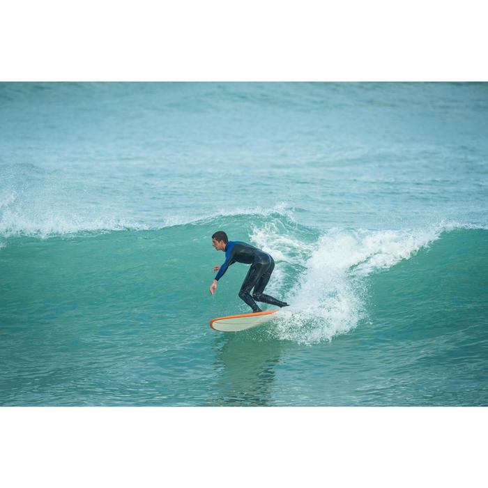 Combinaison Surf 500 Néoprène 4/3 mm Homme Bleu - 1160777