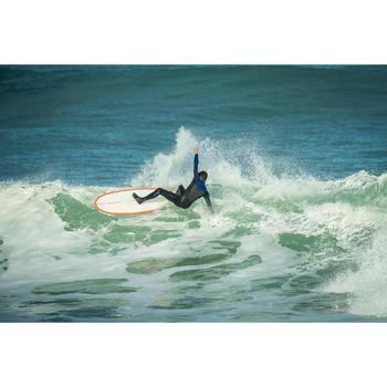 Combinaison Surf 500 Néoprène 4/3 mm Homme Bleu - 1160785