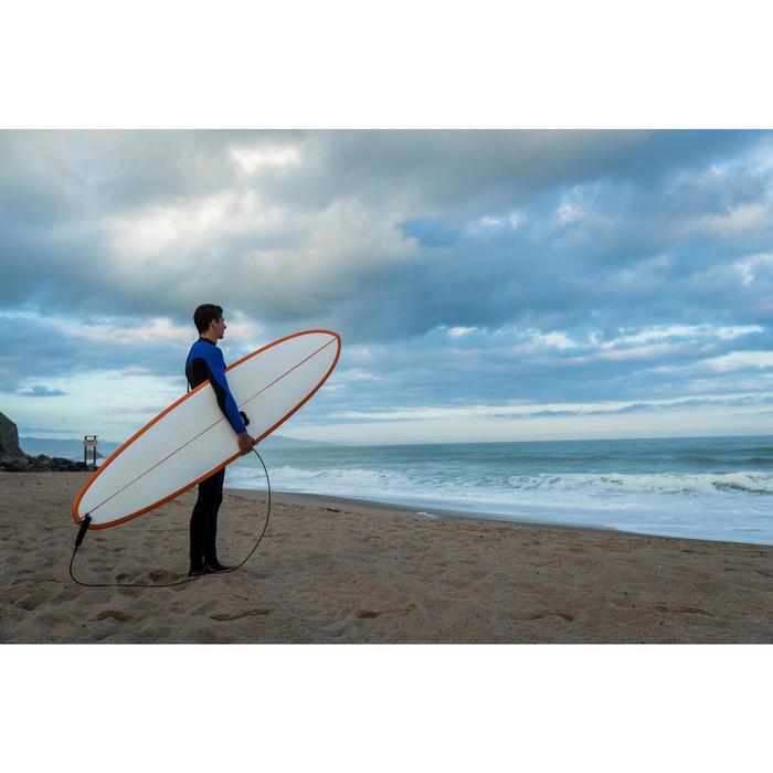 Combinaison Surf 500 Néoprène 4/3 mm Homme Bleu - 1160796
