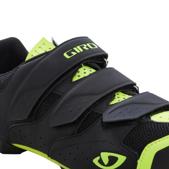 Fahrradschuhe MTB Giro Herraduro neongelb