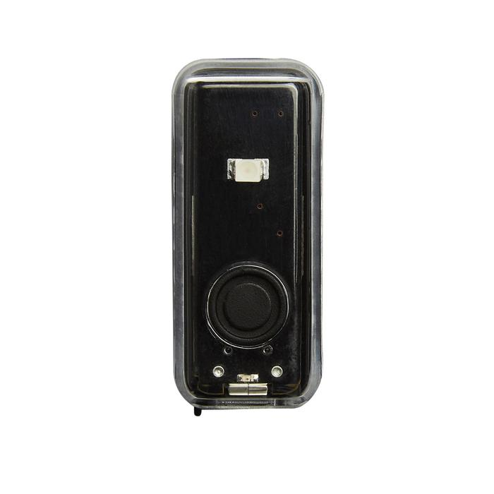 ALUMBRADO BICICLETA LED VIOO CLIP 100 TRASERO USB