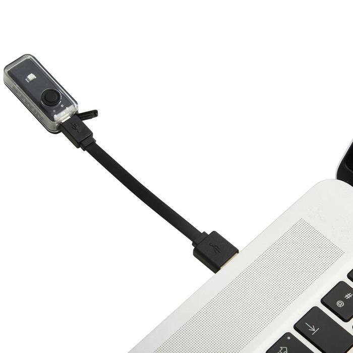 Led bij-verlichting voor fiets Vioo Clip 100 USB - 1160910