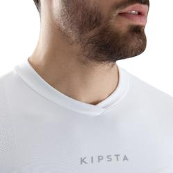 Camiseta térmica manga larga adulto Keepdry 500 blanco