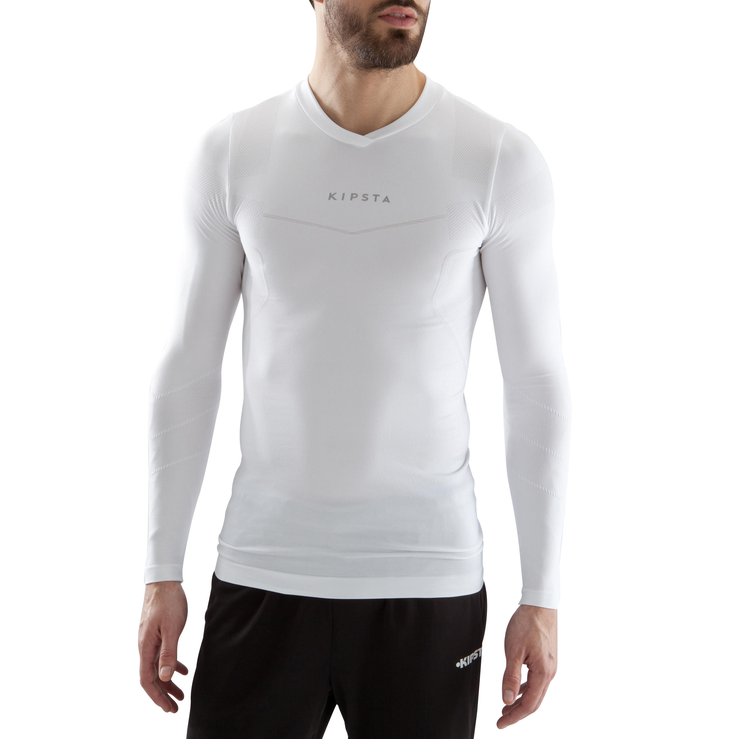 Football Base Layer Keepdry 500 - White