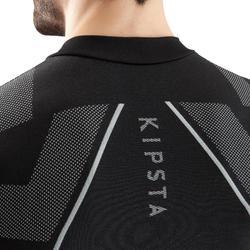 Ondershirt voor volwassenen Keepdry 500 zwart