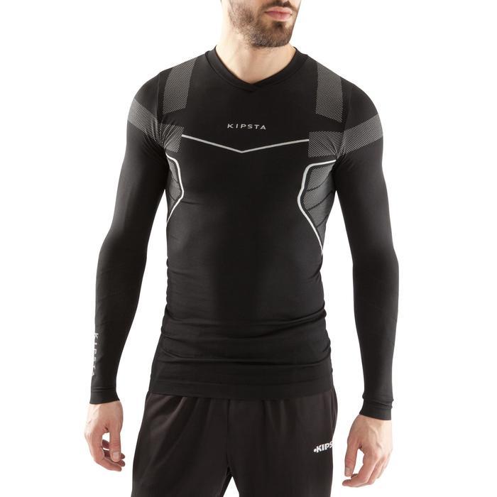 Keepdry 500 Adult Breathable Long Sleeve Base Layer - Black - 1160976
