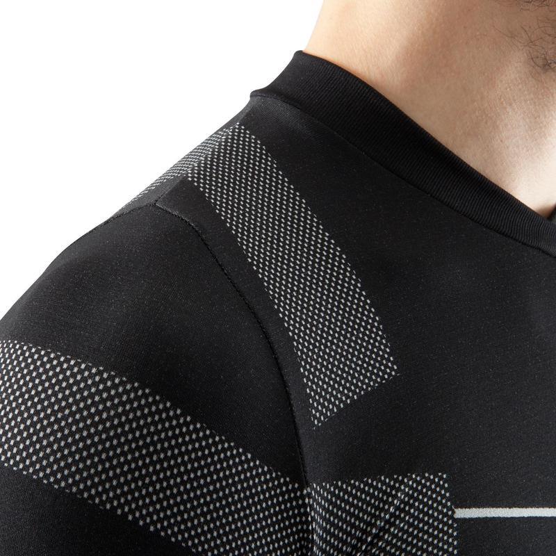 valeur formidable conception populaire dernière conception Sous vêtements - Sous-vêtement adulte Keepdry 500 noir