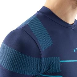 Keepdry 500 Adult Base Layer - Black/Blue