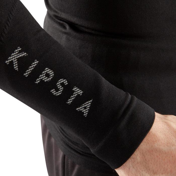 Keepdry 500 Adult Breathable Long Sleeve Base Layer - Black - 1160989