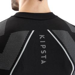 Funktionsshirt Keepdry 500 atmungsaktiv Erwachsene schwarz 2018