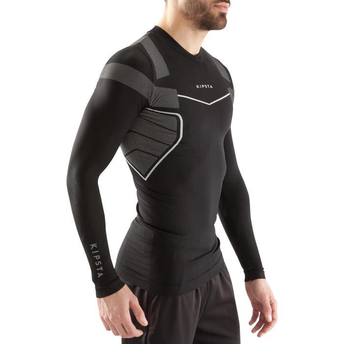 Keepdry 500 Adult Breathable Long Sleeve Base Layer - Black - 1161011