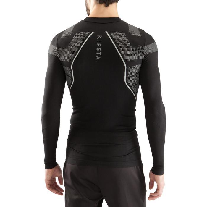 Keepdry 500 Adult Breathable Long Sleeve Base Layer - Black - 1161018