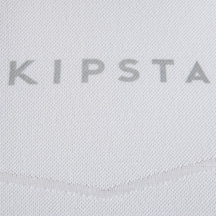 Thermoshirt Keepdry 500 met lange mouwen wit unisex