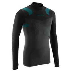 Sous maillot chaud et respirant manches longues adulte Keepdry 900
