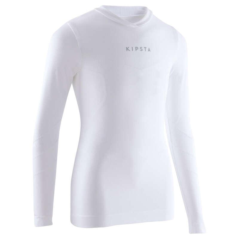 Lenjerie de corp sporturi echipă copii Fotbal - Bluză Keepdry 500 Copii  KIPSTA - Underwear