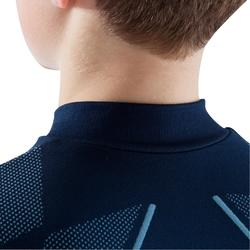 Keepdry 500 Children's Breathable Long-Sleeved Base Layer - Blue