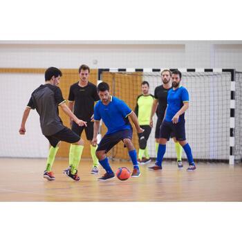 Chaussure de futsal adulte First 100 sala noire bleue - 1161210