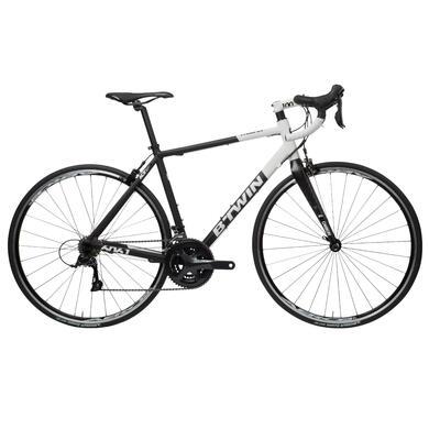 Triban 520 Road Bike - Black/White