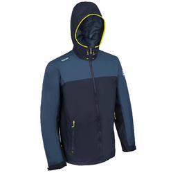 男士航海運動油布雨衣 100 - 黃色