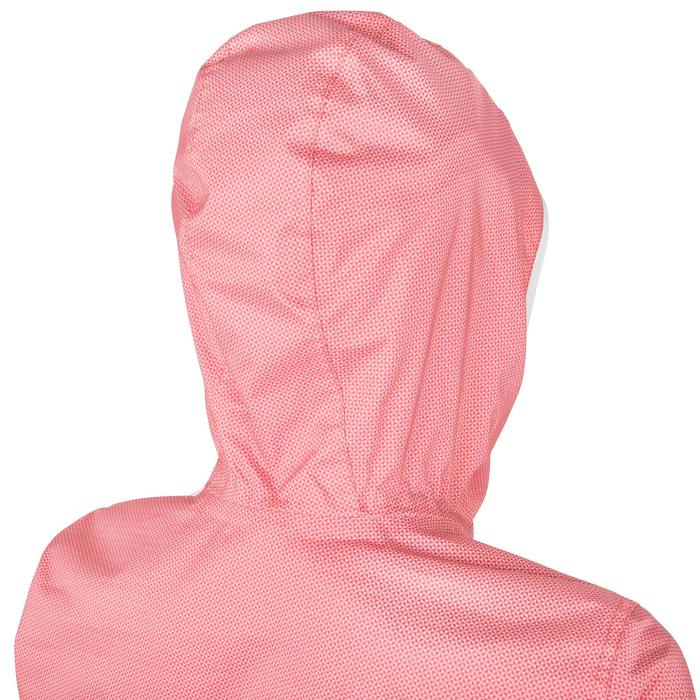 100 Women's Waterproof Sailing Oilskin - Light Pink