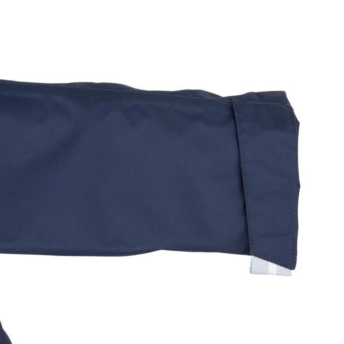 Chubasquero náutico 100 mujer azul oscuro