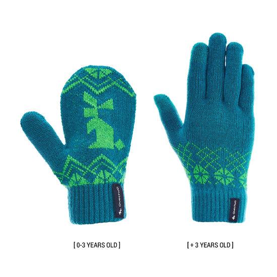 Tactiele kinderhandschoenen voor trekking Arpenaz 50 - 1161455