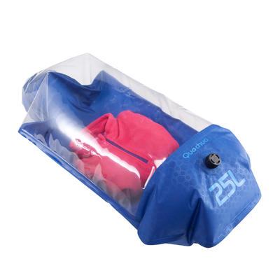 Водонепроникна сумка для туризму, 25 л