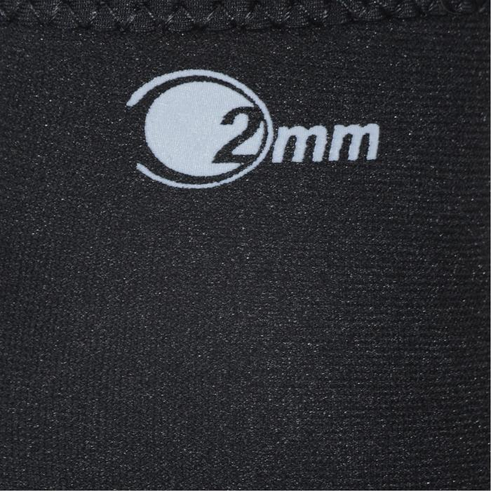 2 mm氯丁橡膠(neoprene)6.5mm潛水手套SCD
