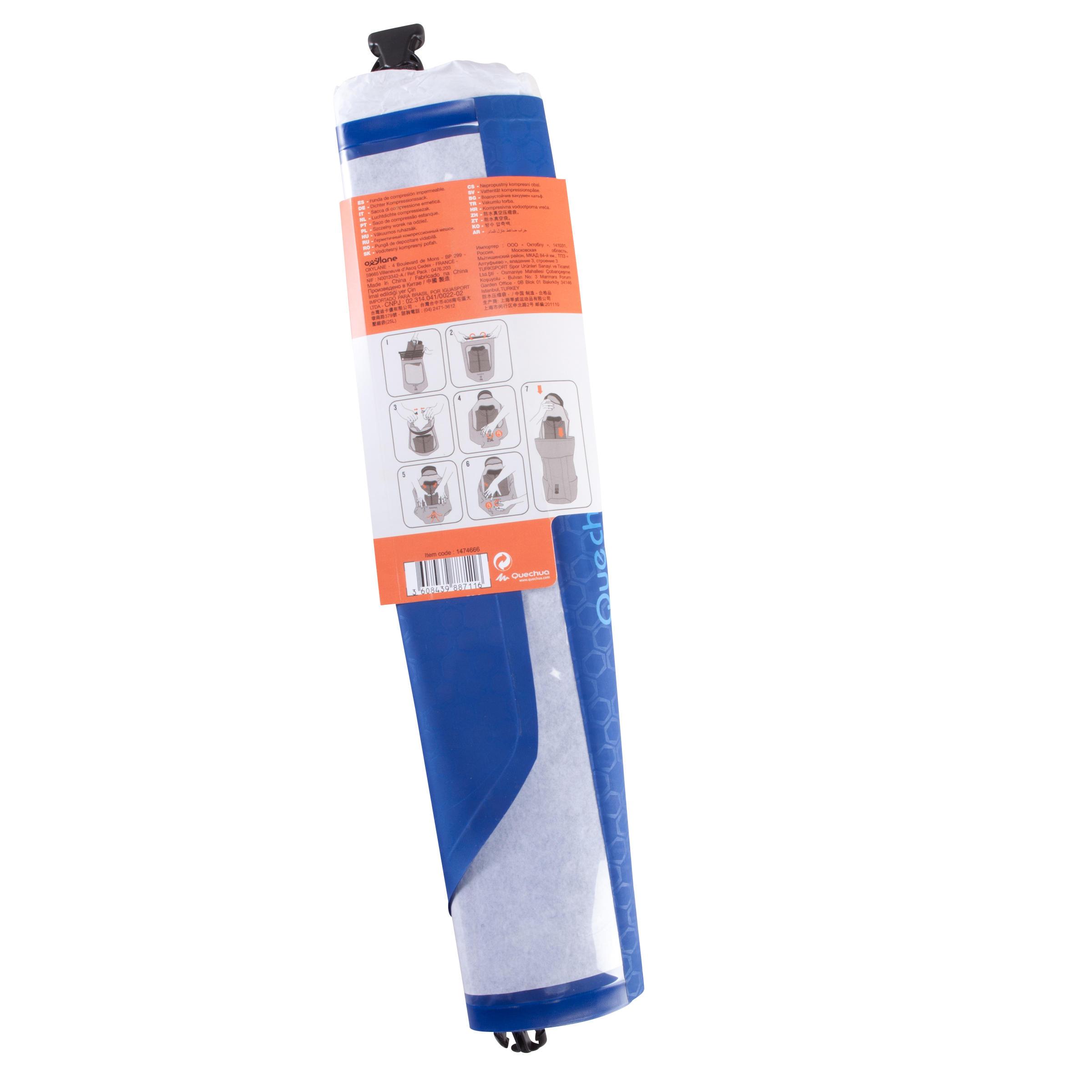Waterproof Compression Bag 25 Litres