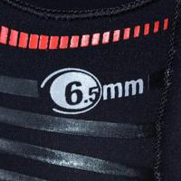 6,5 mm neopreninės nardymo su akvalangu pirštinės SCD