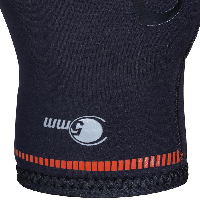 Gants de plongée bouteille Bero SCD 100 5 mm - 1161574