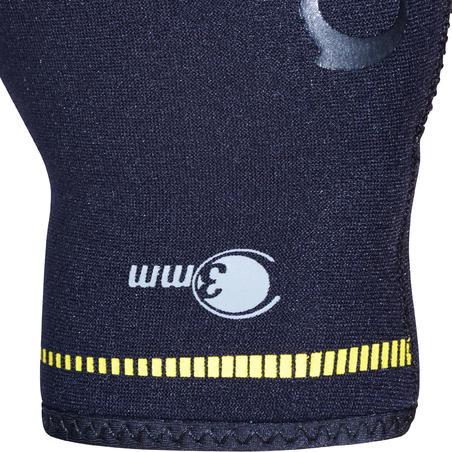 Неопреновые перчатки 3 мм для погружения с аквалангом SCD