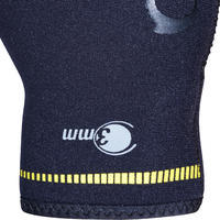 Неопреновые перчатки Bero scd 100 3 мм