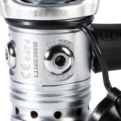 Regulador de buceo SUBEA SCD 100 INT de pistón simple.