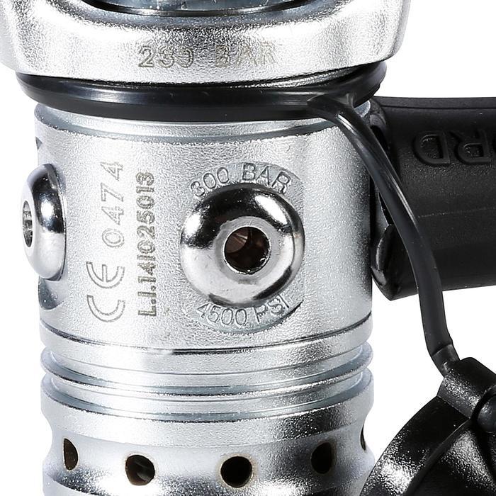 Atemregler SCD 100 INT Bügel mit nicht kompensierter 1. Stufe 232b