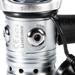 Regulador Buceo Int Subea SCD 100 Primera Etapa No Compensado Negro