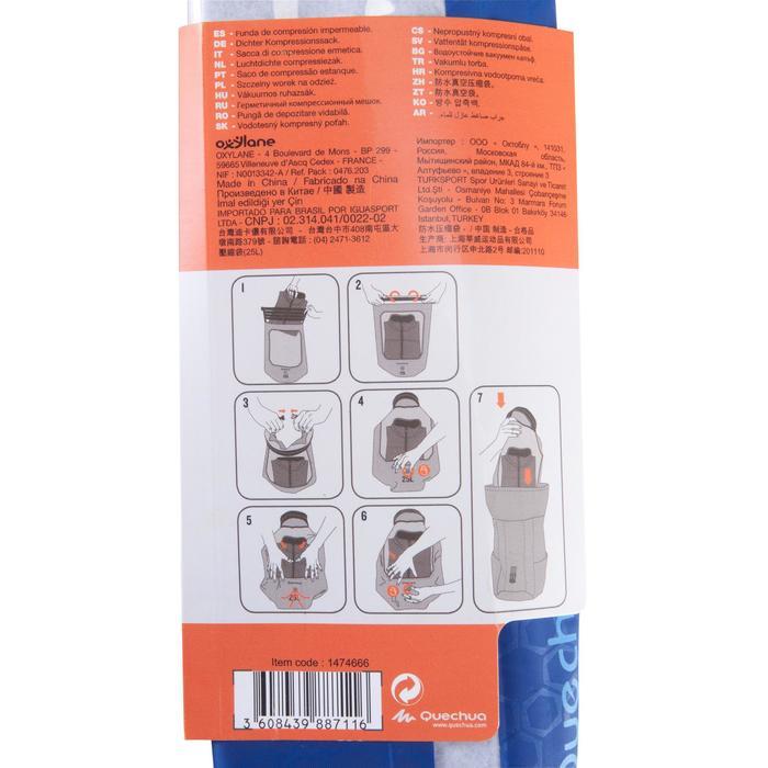 Housse de compression Randonnée étanche 25 litres - 116159