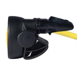 水肺潛水用章魚式調節器(含閥門)SCD 500